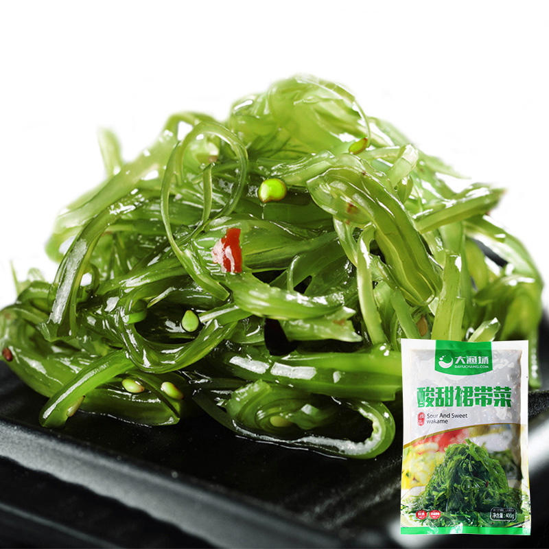 Sweet and Sour Wakame